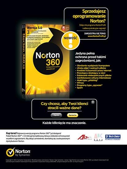 Norton Dzień bez Twarzy