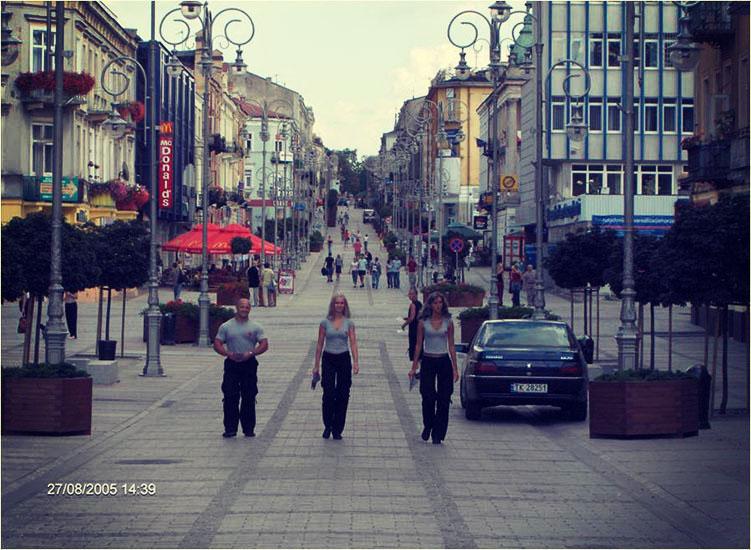 Miejska Rozgrywka - Ekipa