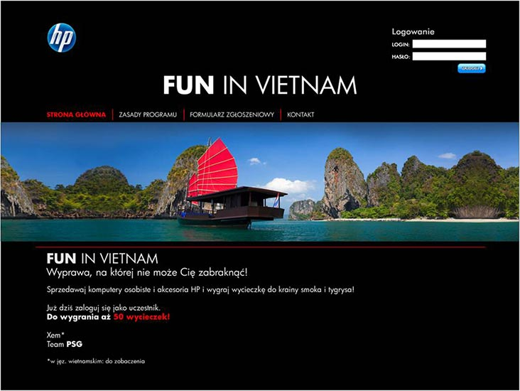 Fun in Vietnam HP
