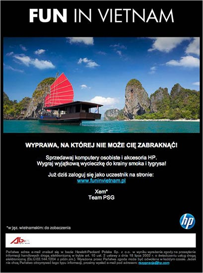 Fun in Vietnam HP