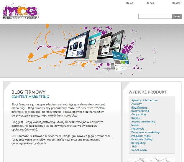 Strona produktowa