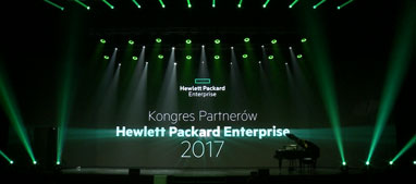 """Spirit of Change"" Kongres Partnerów HPE"