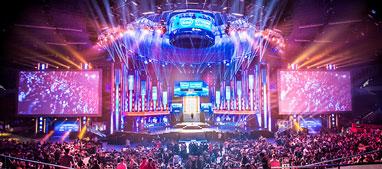 Finał Mistrzostw Intel Extreme Masters 2017 w Katowicach